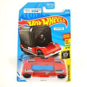 Hot Wheels Zoom In Experimotors GoPro NIP
